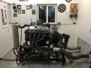 e85 carburetor testing engine