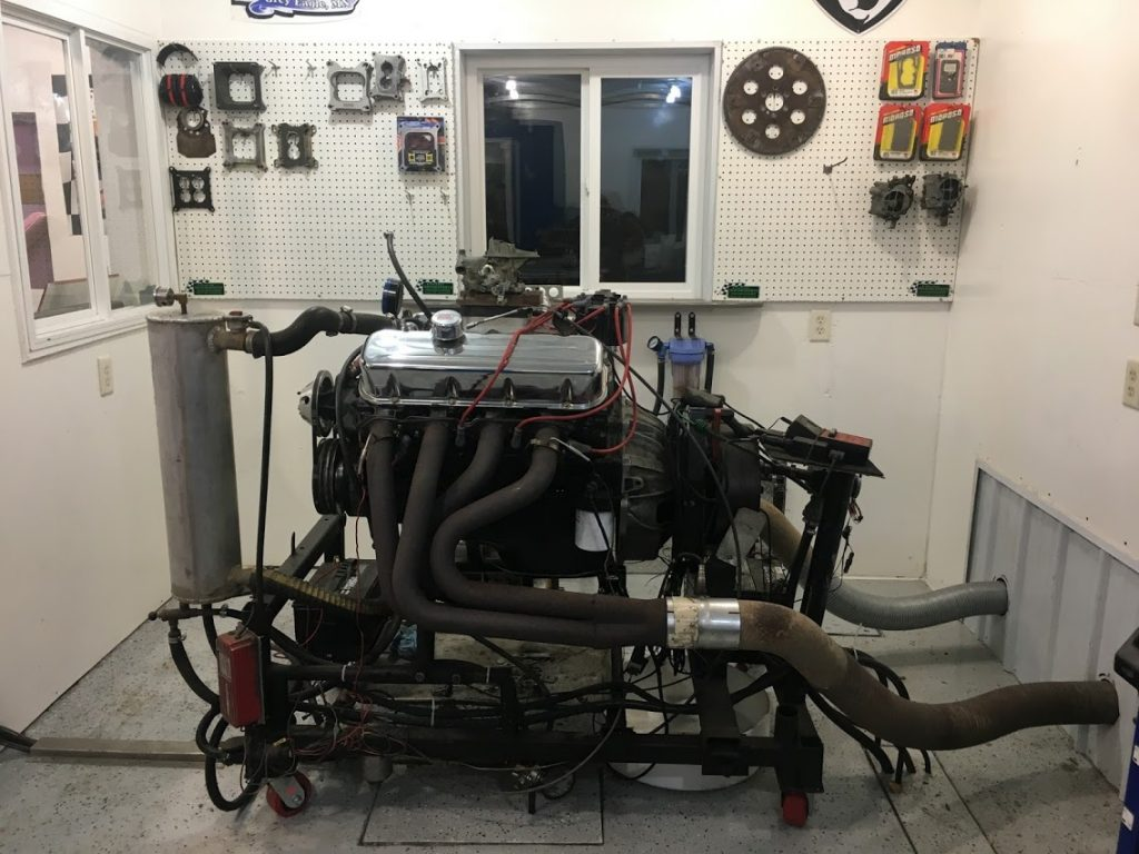 e85 carburetor testing engine